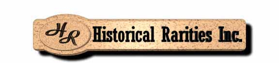 Historical Rarities, Inc.